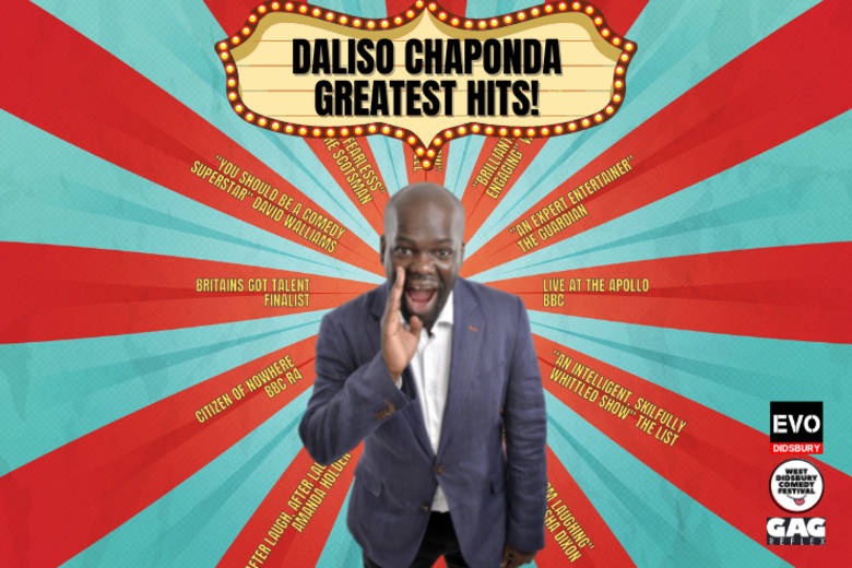 Cover copy of daliso chaponda greatest hits