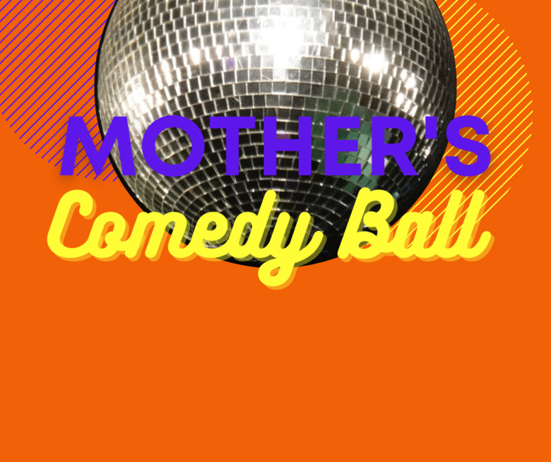 Cover comedy ball title 1