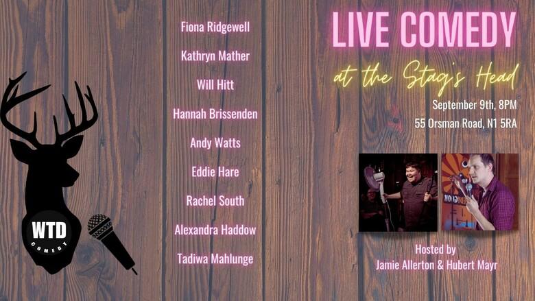 Cover live comedy  1