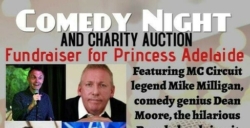 Preview comedy night for princess adelaide danny posthill jokepit comedy tickets