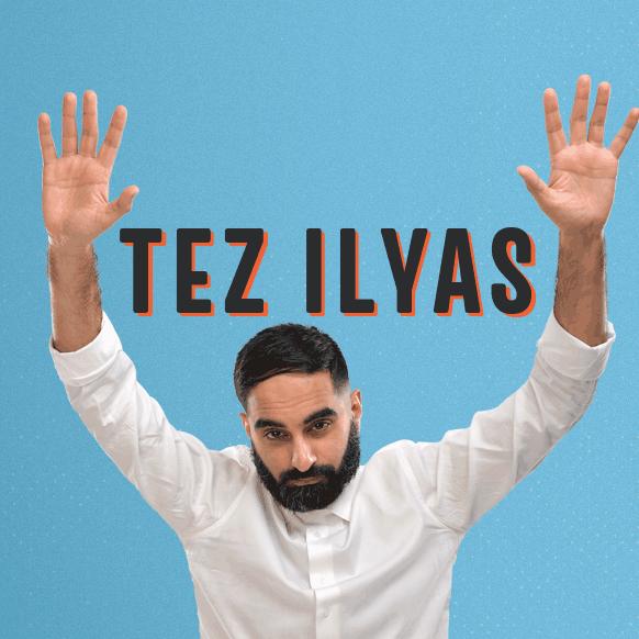 Tez ilyas  standupcomedy  comedian jokepit comedy tickets