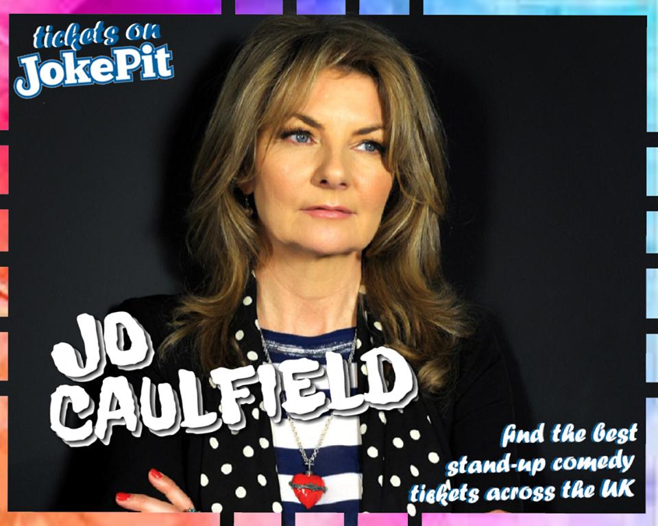 Jo caulfield comedian jokepit comedy night tickets