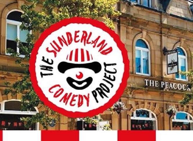The sunderland comedy project comdey tickets comedy club