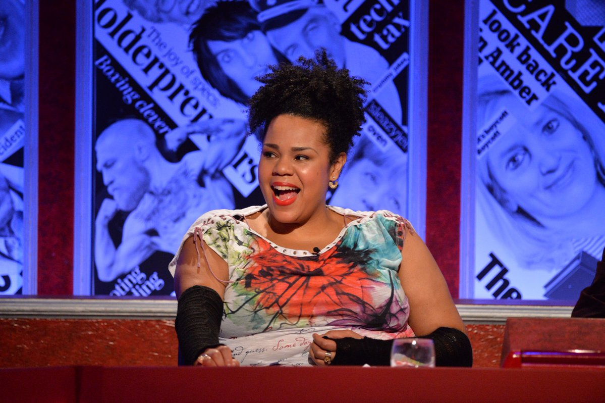Desiree burch comedian jokepit comedy tickets comedy events comedy shows live at the apollo have i got news for you london