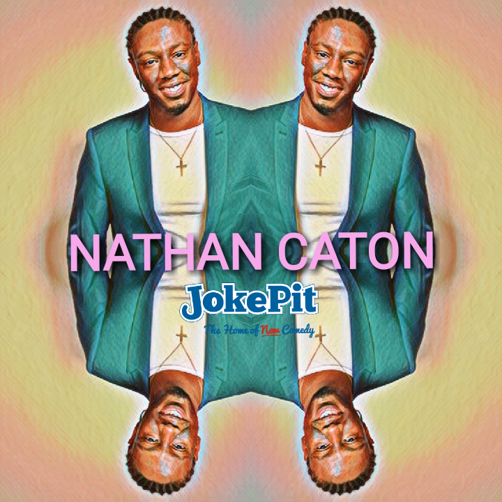 Nathan caton comedian jokepit comedy tickets
