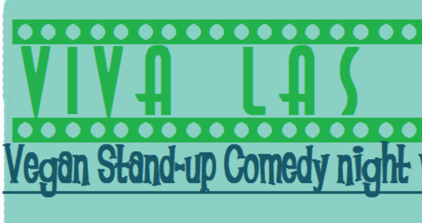 Viva las vegans  canterbury   20th september   carl donnelly jokepit comedy night tickets