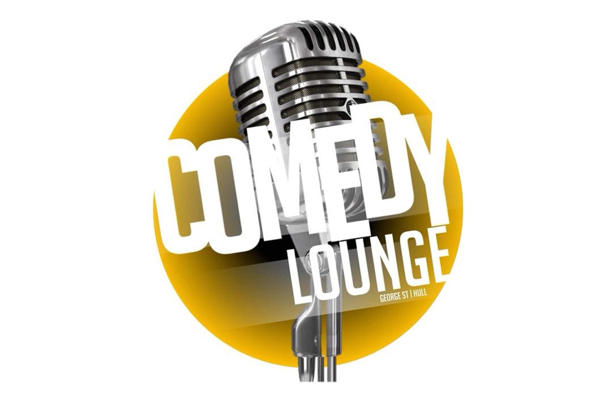 Comedy lounge logo