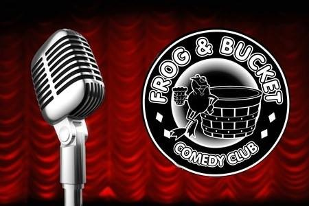 Frog and bucket comedy club tickets jokepit comedy nights comedy shows google hot water