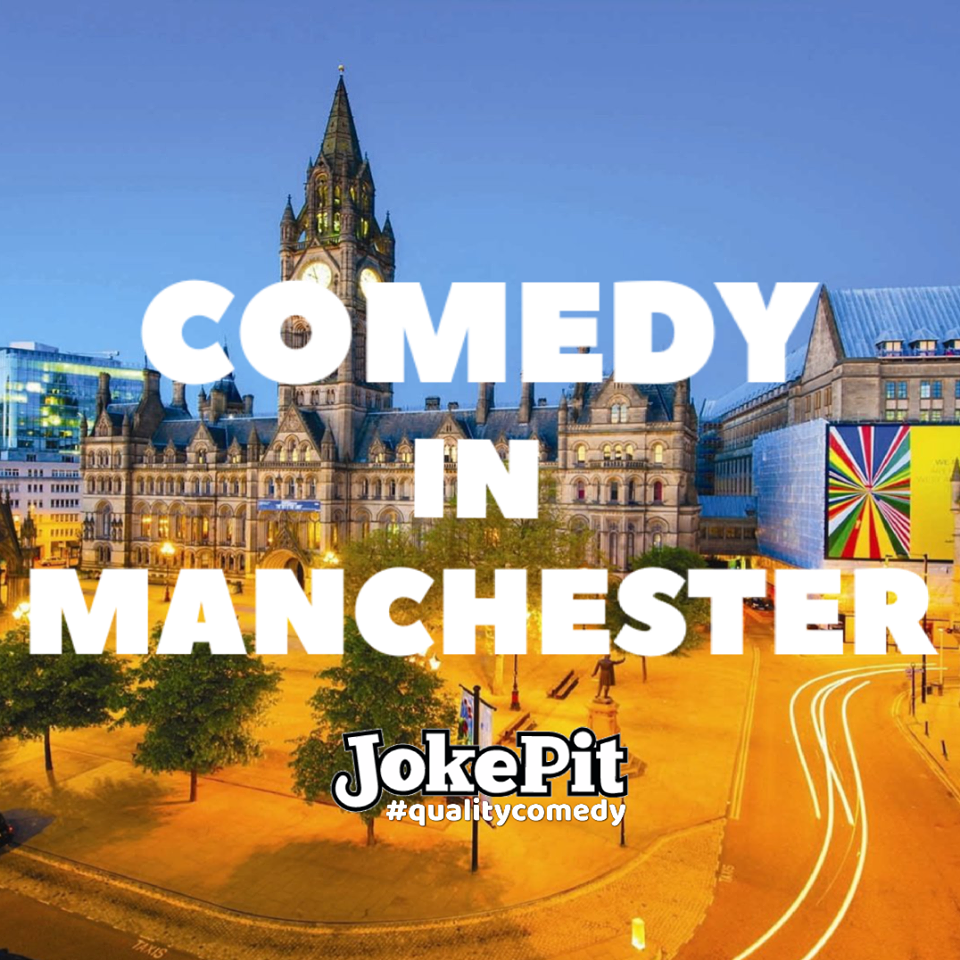 Comedy in manchester jokepit comedy tickets comedy shows comedy clubs comedy nights