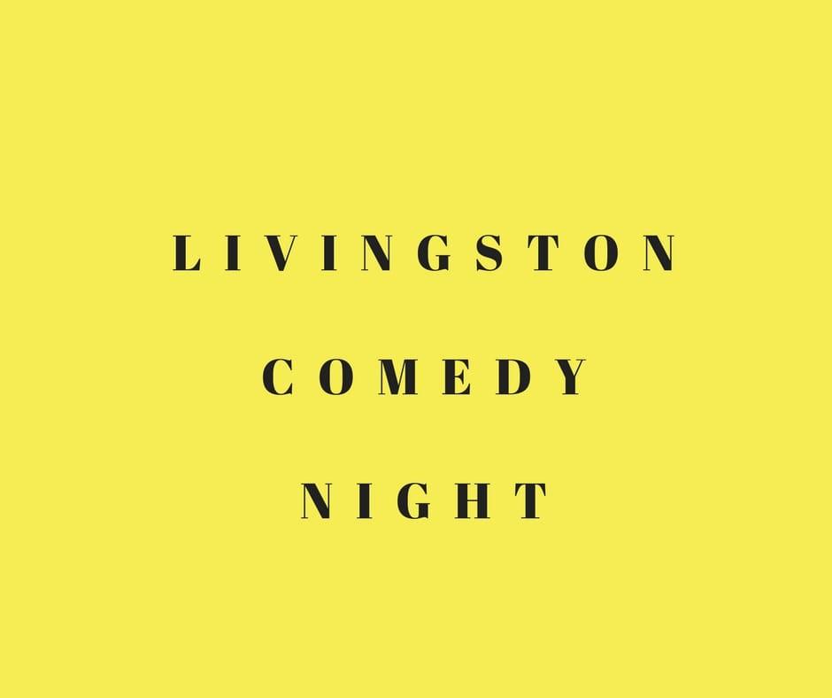 Livingston comedy night jokepit comedy tickets