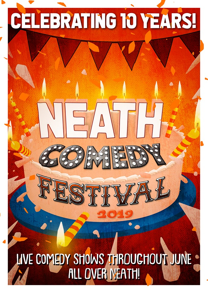 Neath comedy festival 2019 jokepit comedy tickets