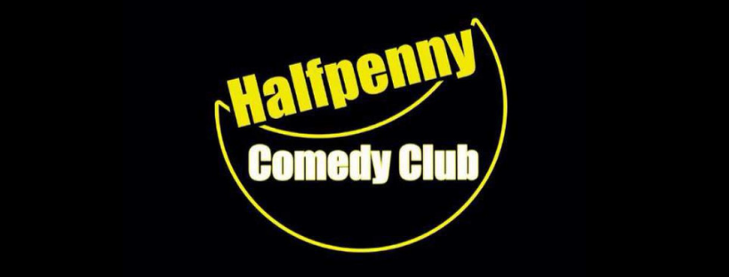 Halfpenny comedy club facebook cover jokepit comedy tickets