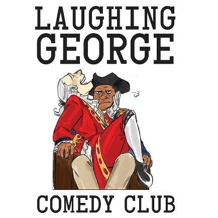 Laughing george logo