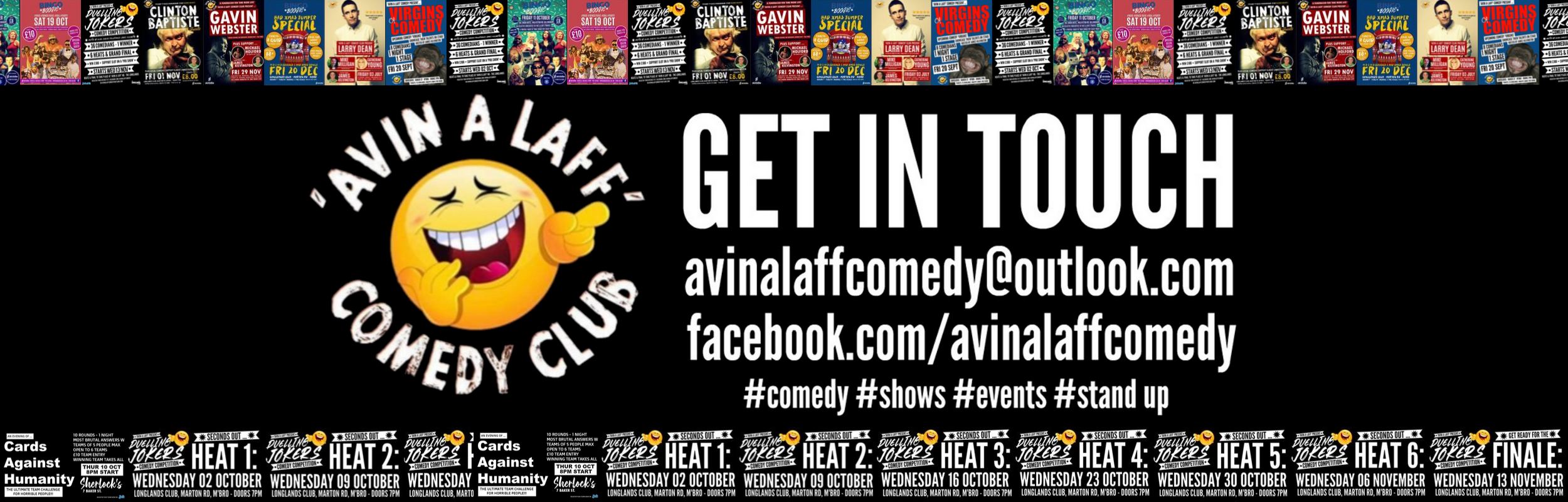 Avin a laff comedy club jokepit comedy tickets