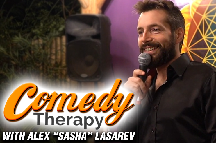 Alexthecomic comedy therapy 740493