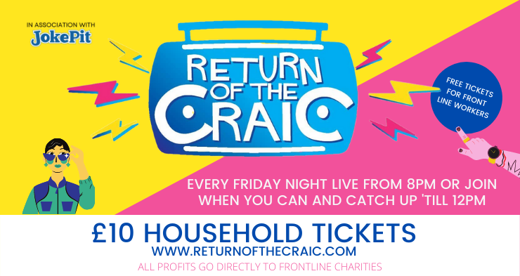 Copy of book  10 household tickets at www.returnofthecraic.com