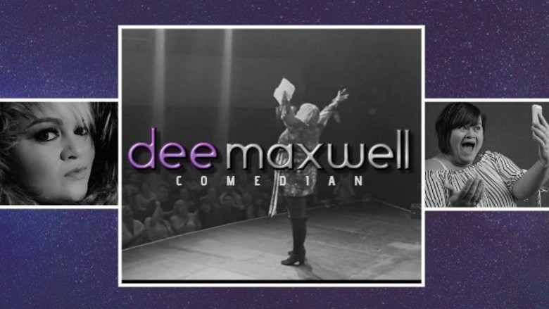 Cover dee maxwell comedian pay what you want