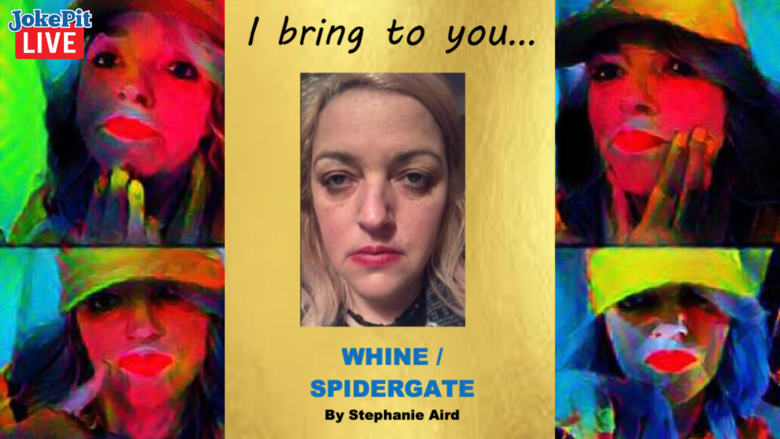 Cover stephanie aird s lols whine   spidergate pdf