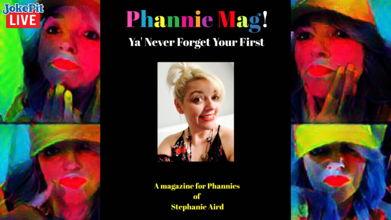 Cover phannie mag  ya  never forget your first