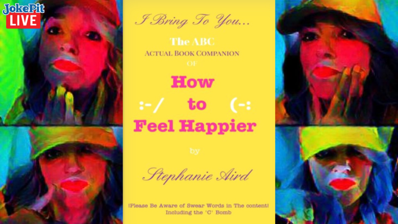 Cover the abc of how to feel happier