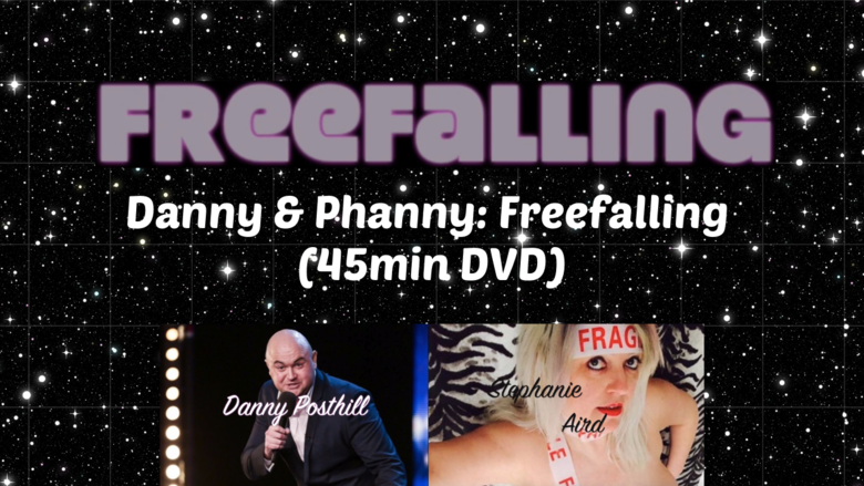Cover danny   phanny  freefalling  45min dvd