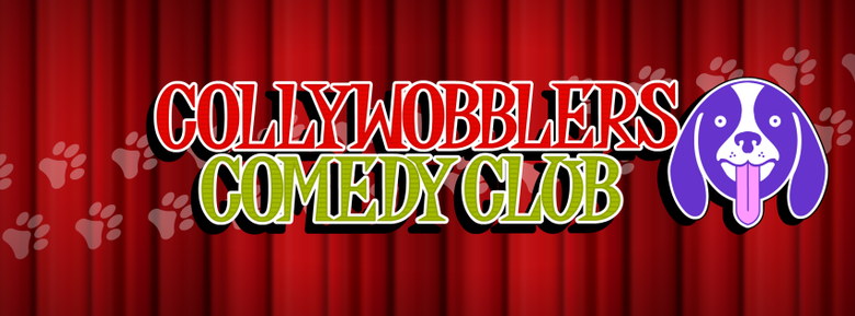 Cover collywobblers comedy club jokepit comedy tickets
