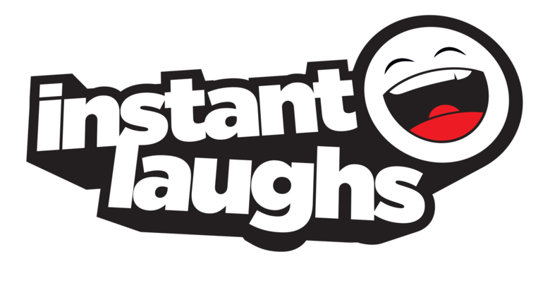 Cover instant laughs logo