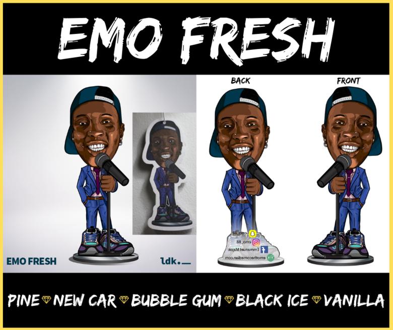 Cover emo fresh