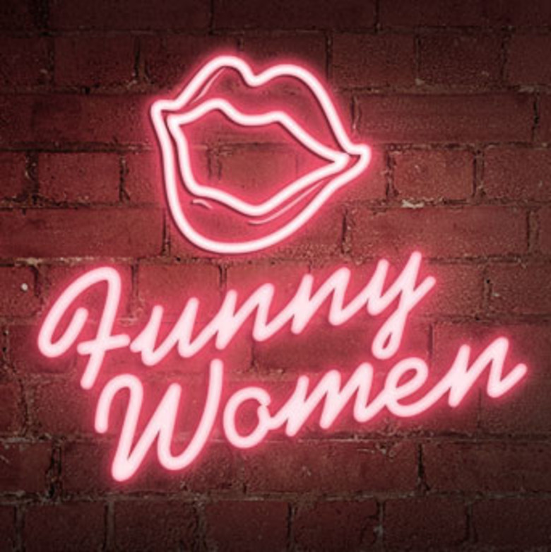 Cover funny women comedy jokepit