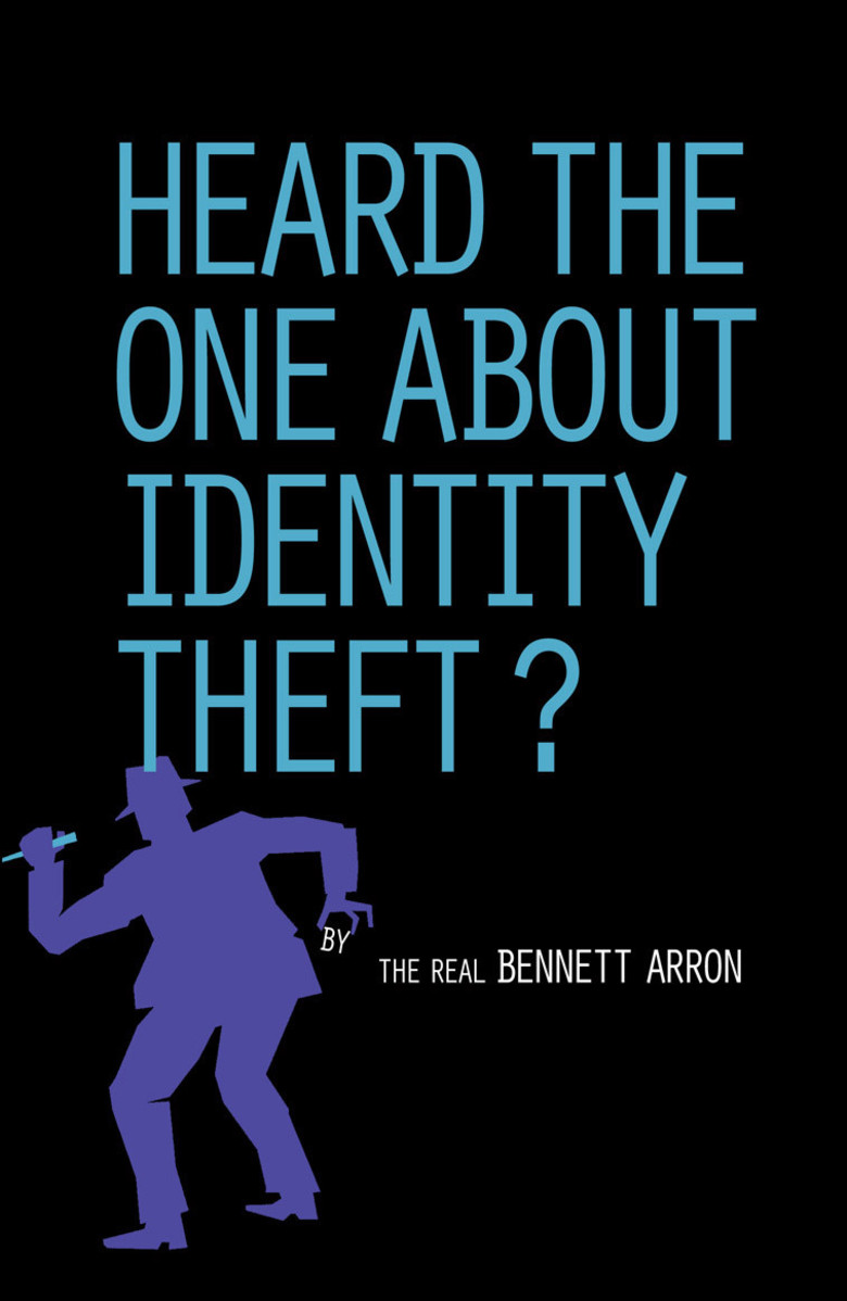 Cover heard the one about identity theft