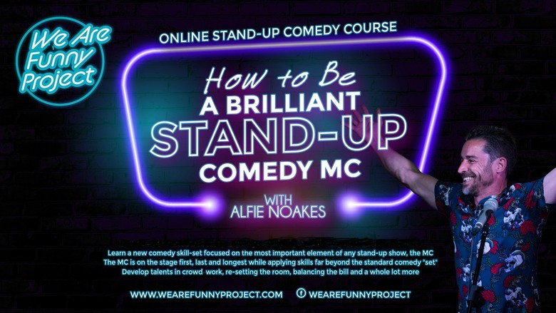 Cover inkedfinal how to be a brilliant stand up comedy mc  edited