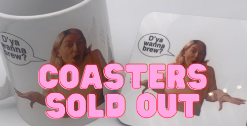 Preview coasters sold out