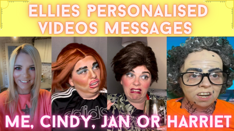 Cover ellies video messages
