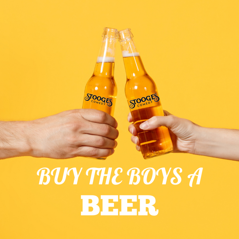 Cover buy the boys a beer